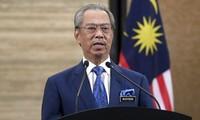 Perdana Menteri Malaysia Muhyiddin Yassin Letakkan Jabatan
