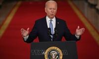 Presiden AS Umumkan Rencana Baru Untuk Cegah Pandemi