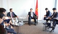 Badan Usaha Belgia Siap Dukung Pencegahan COVID-19 di Vietnam