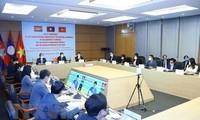 Komite Urusan Luar Negeri Majelis Nasional Tiga Negara Kamboja, Laos dan Vietnam Keluarkan Pernyataan Bersama yang Serukan Pembagian Vaksin Lawan COVID-19
