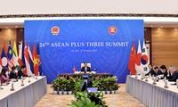 Perdana Menteri Pham Minh Chinh Mengusulkan ASEAN dan Para Mitra Meneliti untuk Membentuk Jaring Pengaman Sosial di Kawasan