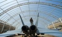 韩美举行大规模联合空中作战演习