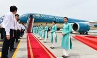 越南航空总公司春节期间增加900趟航班