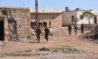"""土耳其军队击毙多名叙利亚""""伊斯兰国""""恐怖分子"""