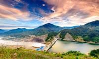 莱州水电站——西北充满吸引力的旅游景点