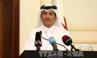 """卡塔尔强调:阿拉伯4国的制裁""""违反国际法"""""""