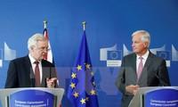 脱欧问题:欧盟和英国在谈判中持不同观点