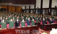 越南退伍军人协会第6次全国代表大会开幕