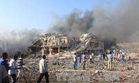 """美国消灭极端组织索马里""""青年党""""17名恐怖分子"""