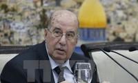 巴勒斯坦呼吁巴解组织暂停承认以色列