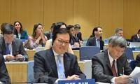 """越南主持""""信息与通信技术在促进经济、文化、社会权利,减少不平等中的作用""""国际座谈会"""