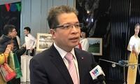 越南驻中国大使邓明魁:越航为越南旅游发展添上翅膀