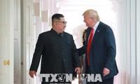 朝鲜强调在国际关系中互相尊重主权的原则