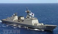 朝韩重新开通海上联络热线