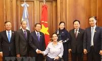 越南和阿根廷推动战略伙伴关系