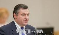 俄罗斯谴责美国的新制裁
