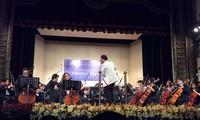庆祝第9次越南音乐日的精彩艺术活动在河内举行