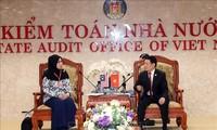 越南国家审计机关与马来西亚国家审计机关加强合作