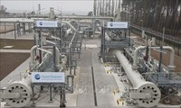 俄罗斯强调决心完成输送欧洲的天然气管道项目