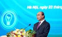 2019年总理与企业会议在河内举行
