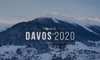2020年世界经济论坛在瑞士达沃斯举行