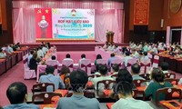 2020年旅外越南人迎春见面会在越南各地举行