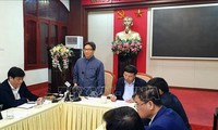 武德担副总理检查广宁省防疫工作