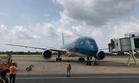 新冠肺炎疫情:越航自3月5日起暂停运营越南与韩国之间的航班
