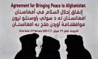 美国-塔利班和平协议:艰难的和平之路