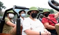 越南各地强有力防控新冠肺炎疫情
