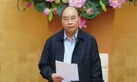 越南政府总理阮春福宣布新冠肺炎为全国性疫情
