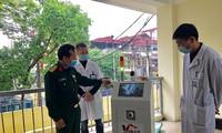 越南成功研发出医用物流机器人 更好服务新冠肺炎疫情防控工作