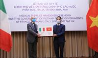 《路透社》对越南援助受新冠肺炎疫情影响的国家予以高度评价