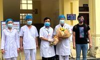 越南无新增新冠肺炎确诊病例 再有12名感染者治愈出院