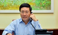 越南与爱沙尼亚合作防控新冠肺炎疫情