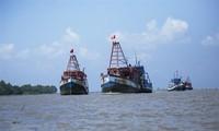 越南渔业协会反对中国在东海实施禁渔令