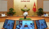 阮春福:开展有力措施促进增长
