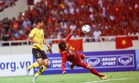 阮光海入围亚洲足球史上最佳进攻球员名单