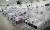 联合国:五十位领导人呼吁各国在新冠肺炎疫情后进行合作