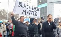 反种族歧视抗议活动蔓延至美国境外