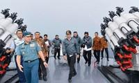 印度尼西亚拒绝与中国就东海问题进行谈判