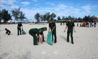 越南海洋岛屿周和世界海洋日响应活动举行