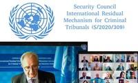 联合国安理会讨论国际法庭的起诉审判问题