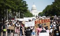 美国反种族歧视抗议活动发生后出现的问题