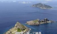 日本指控中国船只进入争议岛屿附近海域