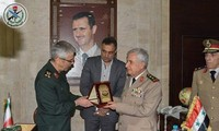 伊朗和叙利亚签署协议 加强两国军事合作