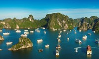 越南下龙湾跻身全球最美50处自然奇观名单