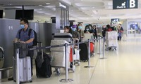 COVID-19:350名在澳越南公民安全回国