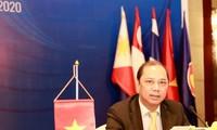 越南期待2025年后东盟共同体按愿景发展