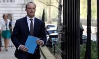 英国宣布中止香港引渡条约